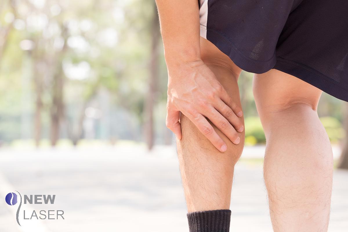 Preguntas frecuentes sobre los calambres musculares